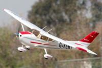 1400mm Sky Trainer 182 RED Parts