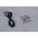 FMS 1100mm Staggerwing SL203 Wire Rigging with Springs