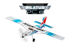 Multiplex Pilatus PC-6 Blue