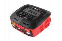 Hitec X2 AC Plus Black Edition Charger / Discharger Power Supply