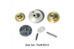 Hitec HS-965MG / HS-5965 / HS-7965MG Metal Gear Set (MK First Gear)