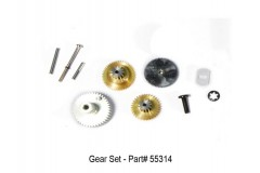 Hitec HS-985MG / HS-5985 / HS-7985MG Metal Gear Set (MK First Gear)