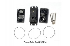 HSC-5996/5997/5998 & HS-7955TG / 7954SH Case Set (WITHOUT Heat-Sink)