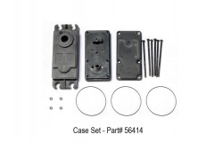 HS-5755MG / 5765MH Case Set (WITHOUT Heat-Sink)
