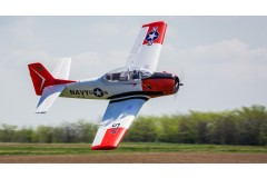 E-flite Carbon-Z T-28 BNF Basic with AS3X Technology RC Scale Airplane