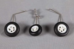 FMS Alpha FA010 Landing gear set