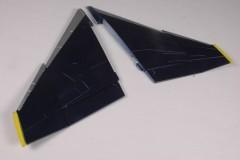 FMS F4 FD002 Main Wing-Blue (EPS)