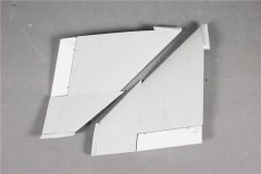 FMS F4 FD002 Main Wing-Grey (EPS)