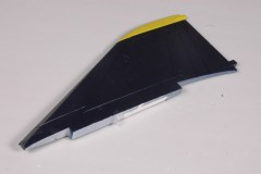 FMS F4 FD003 Rudder-Blue (EPS)