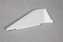 FMS F4 FD003 Rudder-Grey (EPS)
