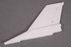 FMS F16 FE003 Rudder-White (EPS)