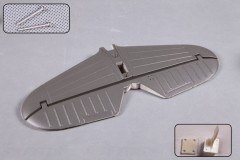 FMS 1400M P40 FN104 GRN Horizontal Stabilizer