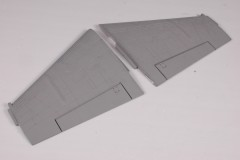 FMS F18 FY002 Main wing set-Grey (EPO)