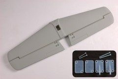 FMS 1400mm T28-MI103-GREY Horizontal Stabilizer