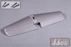FMS 1400mm T28-MI103-SILVER Horizontal Stabilizer