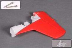 FMS 1400mm T28 MI104-RED Vertical Stabilizer