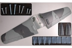 FMS 1400mm FW190 MM102 Main Wing Set