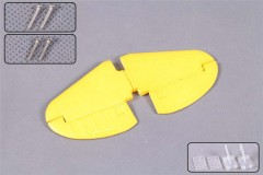 FMS 0.8M AT6 MX103-YEL Horizontal Stabilizer
