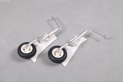 FMS 800mm P51(V2) SC109 Landing Gear Set