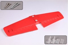 FMS 1700mm P51D SG104-Red Tail Elevator