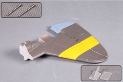 FMS 1700mm P47 SH103-Green Rudder