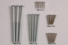 FMS 1700mm P47 SH307 Screws Set