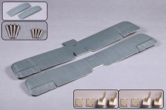 FMS 1100mm HS123 SK102 Main Wing