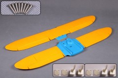 FMS 1100mm Beechcraft SL102-BLUE Main Wing