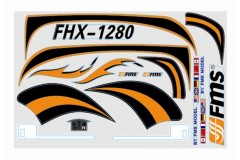 FMS 1280mm Easy Trainer 1280 SQ112 Sticker