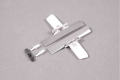 FMS 1400mm P-51D SU109-Big Beautiful Doll Rear Landing Gear Door
