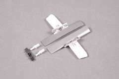 FMS 1400mm P-51D SU109-Shangri-la Rear Landing Gear Door