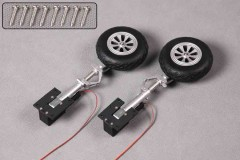 FMS 1400mm P-51D SU117 Main Landing Gear System(For V7)