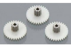 Hitec MP Gear HS-125/125 (3pcs)