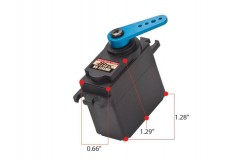 Hitec HS-7245MH High Voltage, High Torque, Metal Gear, Coreless Mini Servo