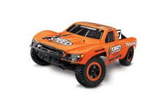Traxxas 1/10 Slash 2WD VXL RTR with TQi 2.4GHz, no Module, #7 Gordon