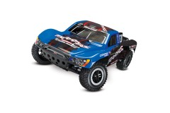 Traxxas 1/10 Slash 2WD VXL RTR with TQi 2.4GHz, no Module, Blue