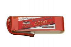 Vampowerpro Ultra Series 4000mAh 4S (14.8v) 45C Lipo Battery