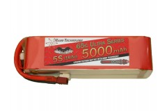 Vampowerpro Ultra Series 5000mAh 5S (18.5v) 65C Lipo Battery