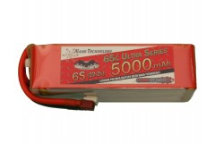 Vampowerpro Ultra Series 5000mAh 6S (22.2v) 65C Lipo Battery w/ EC5 Connector